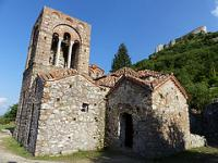 Mystras by Clyde