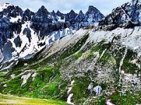 Swiss Tectonic Arena Sardona by Clyde