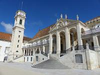 University of Coimbra by Clyde