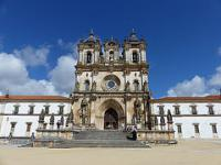 Monastery of Alcobaça by Clyde
