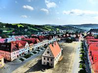 Bardejov Town by Clyde