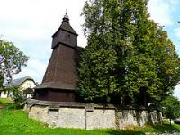 Wooden Churches of the Slovak Carpathians by Clyde