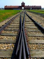 Auschwitz Birkenau by Clyde