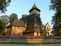 Wooden Churches of Southern Malopolska by Clyde