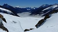 Swiss Alps Jungfrau-Aletsch by Clyde