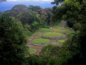 National archeological park of Guayabo de Turrialba (T)