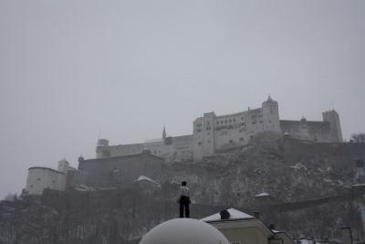 Salzburg by Jakob Frenzel