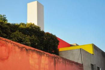 Luis Barragán House and Studio by Frederik Dawson
