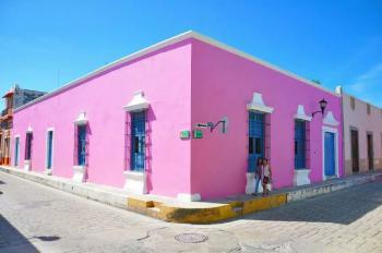 Campeche by Frederik Dawson
