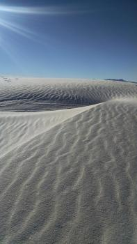 White Sands National Monument (T) by Kyle Magnuson