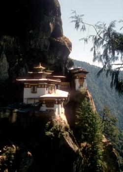 Sacred Sites associated with Phajo Drugom Zhigpo and his descendants (T) by Solivagant