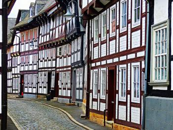 Rammelsberg and Goslar by Clyde
