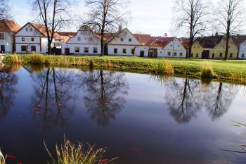 Holasovice by Hubert Scharnagl