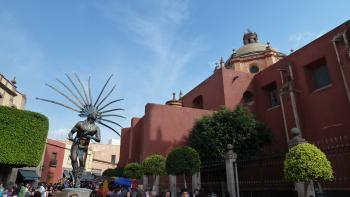 Querétaro by Ian Cade