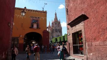 San Miguel de Allende by Ian Cade