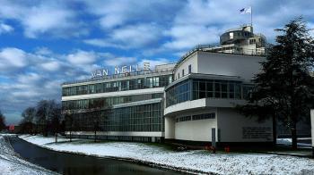 Van Nellefabriek by Clyde