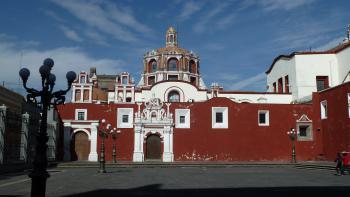 Puebla by Ian Cade