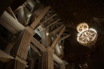 Wieliczka and Bochnia Royal Salt Mines by Hubert Scharnagl