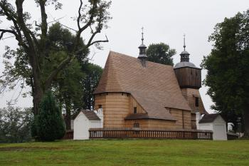 Wooden Churches of Southern Malopolska by Hubert Scharnagl