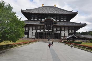 Ancient Nara by Thomas Buechler