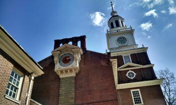 Independence Hall by Kyle Magnuson