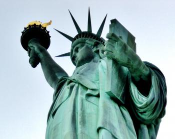 Statue of Liberty by Kyle Magnuson