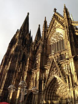 Cologne Cathedral by Mirjam S.