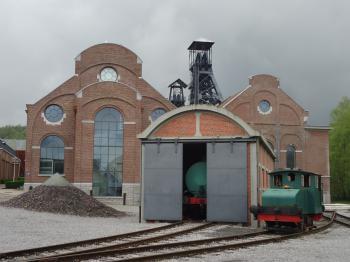 Mining Sites of Wallonia by Jarek Pokrzywnicki