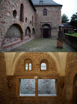 ShUM cities of Speyer, Worms and Mainz (T) by Hubert Scharnagl