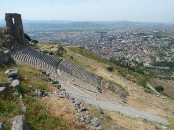 Pergamon by Solivagant