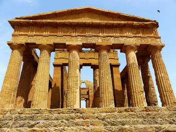 Agrigento by Clyde