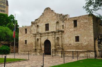 San Antonio Missions by Frederik Dawson