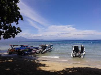 Bunaken National Park (T) by Elisabeth Fransisca Situmorang