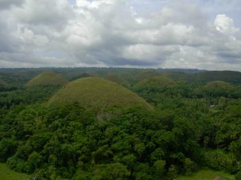 Chocolate Hills Natural Monument (T) by Boj
