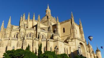 Segovia by Clyde