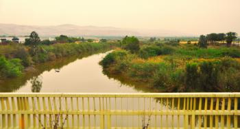 """Baptism Site """"Bethany Beyond the Jordan"""" by Clyde"""