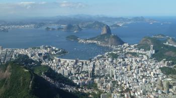 Rio de Janeiro by Ian Cade