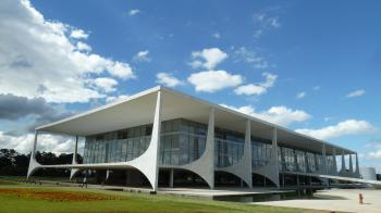 Brasilia by Ian Cade