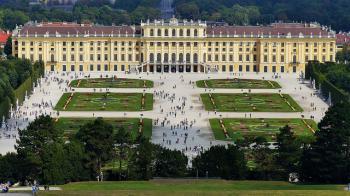 Schönbrunn by Clyde