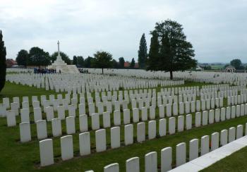 Sites funéraires et mémoriels de la Première Guerre mondiale (Front Ouest) (T) by Solivagant
