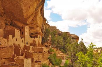 Mesa Verde by Frederik Dawson