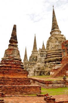 Ayutthaya by Frederik Dawson