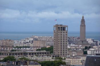 Le Havre by Hubert Scharnagl