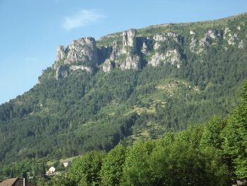 Causses and Cévennes by John Booth