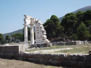Epidaurus by John Booth