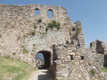 Mystras by John Booth