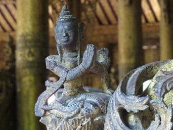 Wooden Monasteries of Konbaung Period : Ohn Don, Sala, Pakhangyi, Pakhannge, Legaing, Sagu, Shwe-Kyaung (Mandalay) (T) by Els Slots
