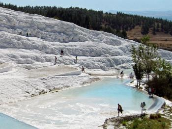 Hierapolis-Pamukkale by Jay T