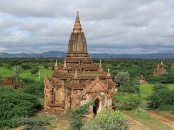 Bagan Archaeological Area and Monuments (T) by Els Slots