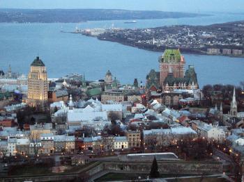 Québec by Jay T